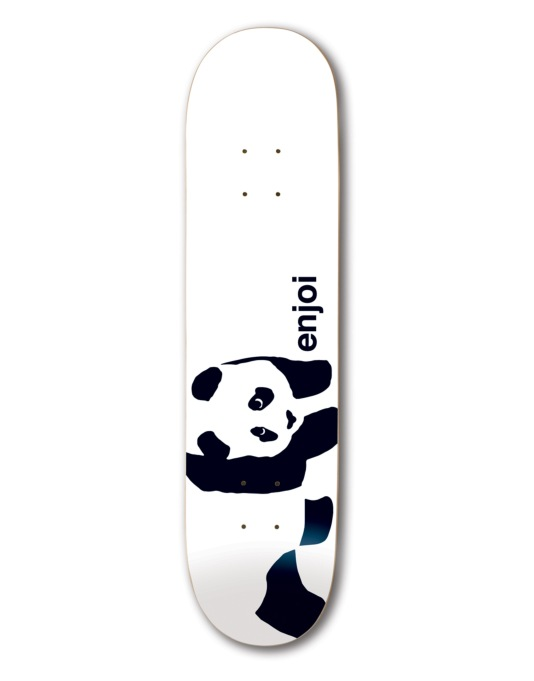 Enjoi Whitey Panda Team Deck - 8.25""