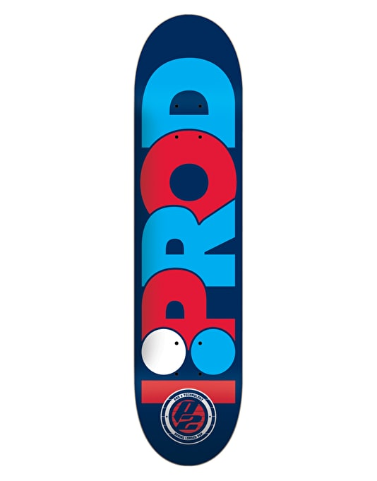 Plan B P-Rod Chroma P2 Skateboard Deck - 8""
