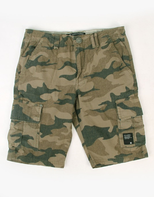 Billabong Scheme Boys Shorts