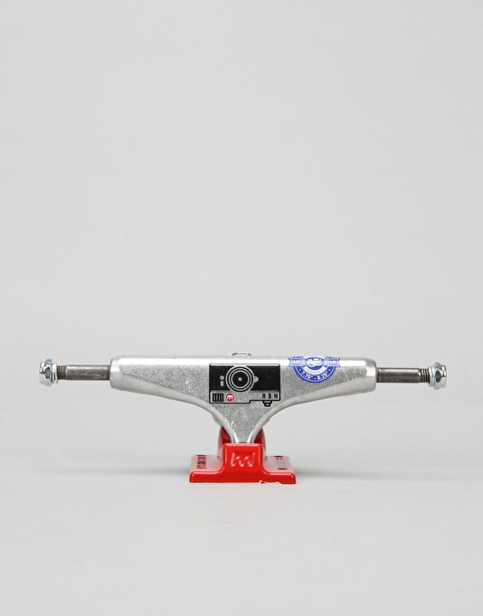 Royal Hsu Icon 5.25 Standard Pro Trucks - Raw/Red