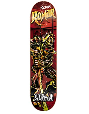 Blind Romar Warrior Series Pro Deck - 7.75