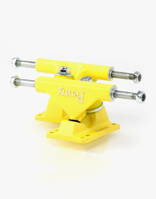 "Penny 4"" Cruiser Trucks - Yellow"