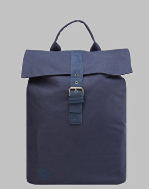 Mi-Pac Canvas Day Pack - Navy