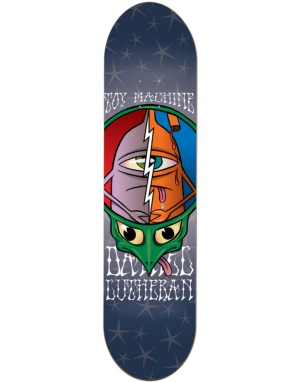 Toy Machine Lutheran Turtlehead Pro Deck - 8.5