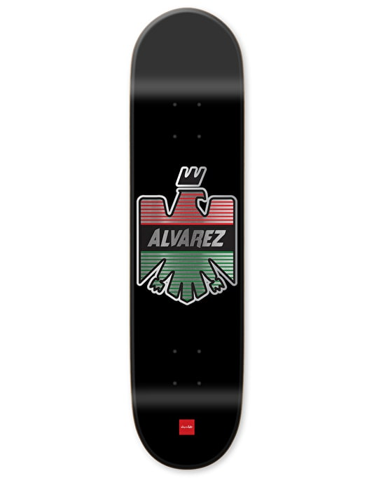 Chocolate Alvarez Eagle Pro Deck - 8.25""