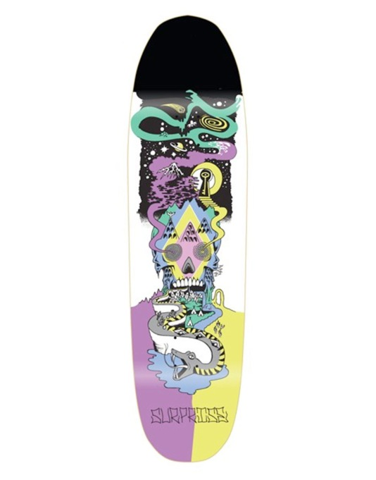 Surprise Jesse California Team Deck - 8.8""