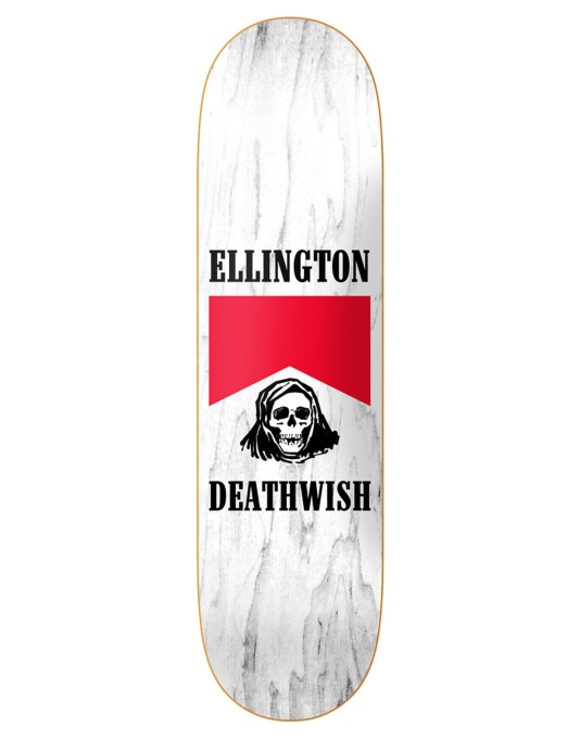 Deathwish Ellington Flavour Country Pro Deck - 8.125""