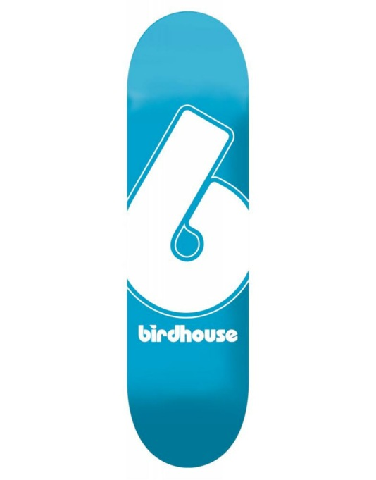 Birdhouse Giant B Logo Team Deck - 7.75""