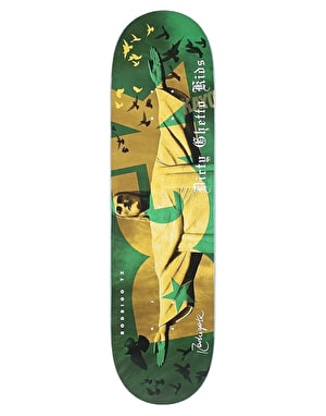 DGK Rodrigo TX City of Dreams Pro Deck - 8.38