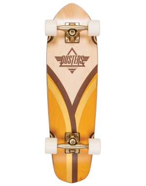 Dusters x Kryptonics Flashback Cruiser - 7.9