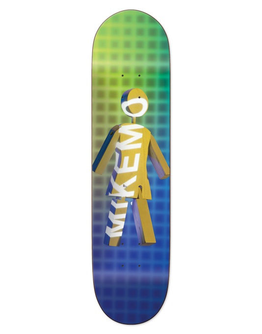 Girl Mike Mo Future Projections Pro Deck - 8.25""