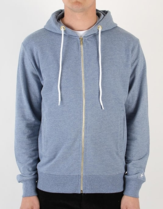 RUE Hemel Premium Over Heather Zip Hood