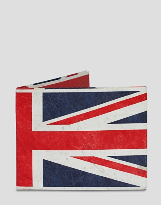 Mighty Wallets Union Jack Wallet
