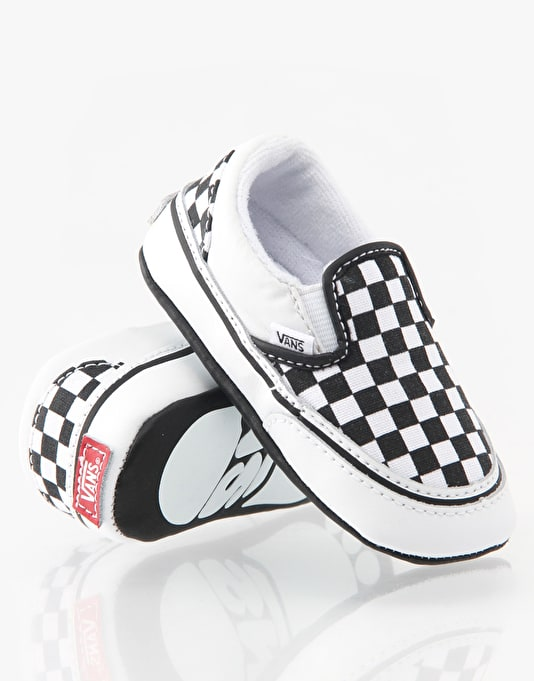 Vans Classic Slip On Toddlers Skate Shoes
