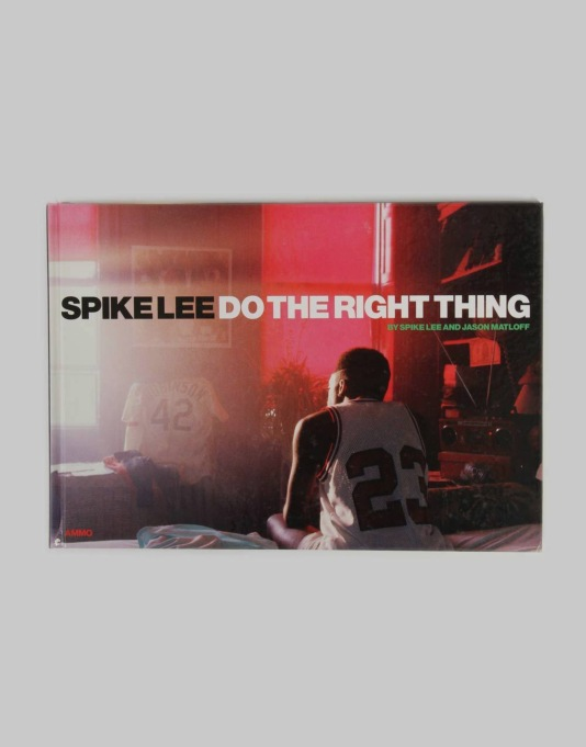 Spike Lee's Do The Right Thing Book