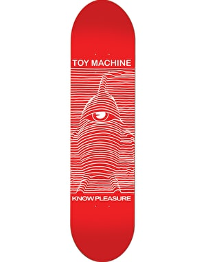 Toy Machine Toy Division Team Deck - 8.25