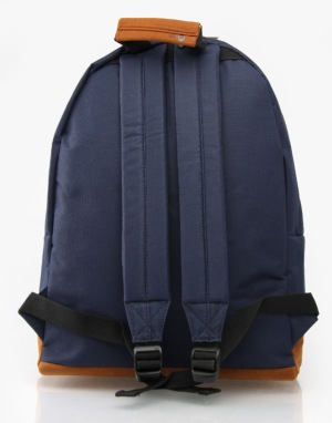 Mi-Pac Polka Dot Backpack - Navy
