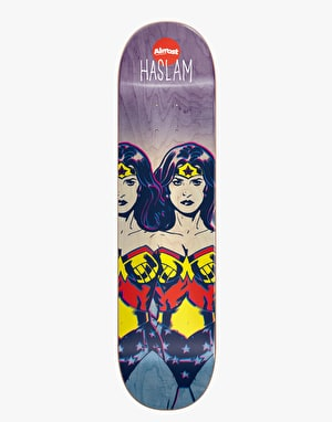 Almost x DC Comics Haslam Wonder Woman Fade Pro Deck - 7.75