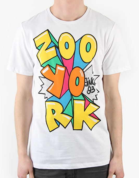 Zoo York Block Party T-Shirt