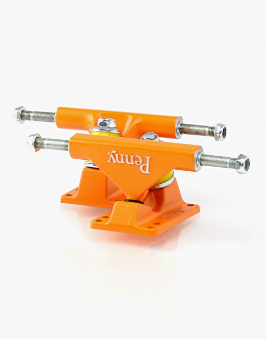 "Penny 4"" Cruiser Trucks - Orange"