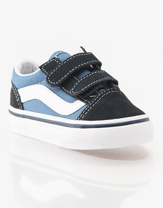 Vans Old Skool V Toddlers Skate Shoes