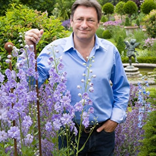 A Marquee Day with Alan Titchmarsh and Sarah Raven