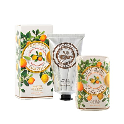 Hand Cream and Soap Gift Collection