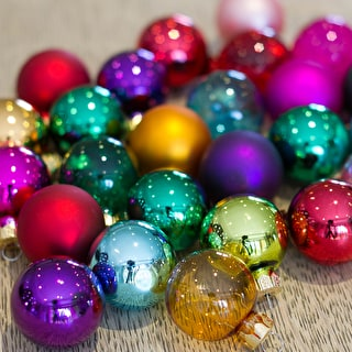 Rainbow Mini Baubles