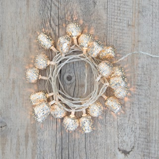 Silver Maroq Fairy Lights