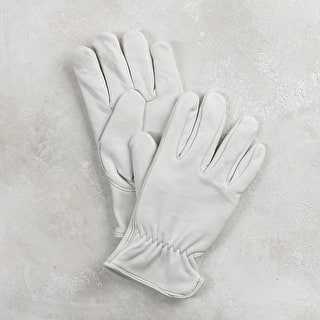 Lined Hide Gloves