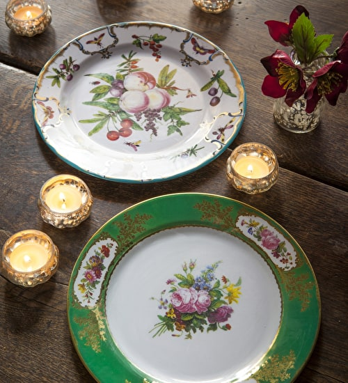 & Decorative Tin Plates