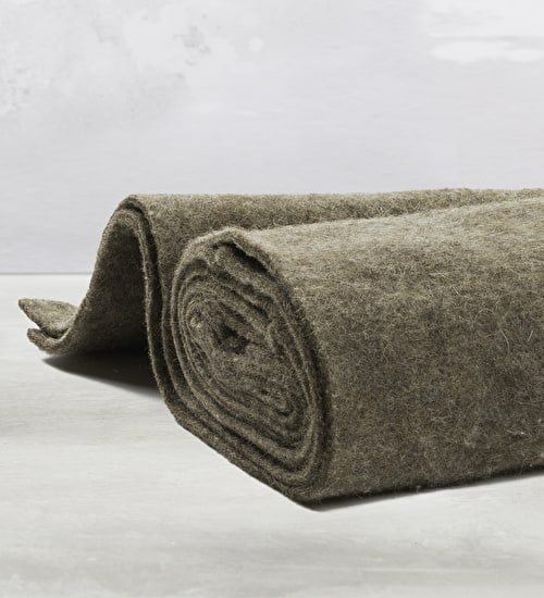 Wool Winter Protection Mat