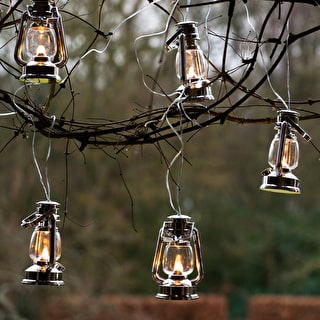 Lantern Light Garland