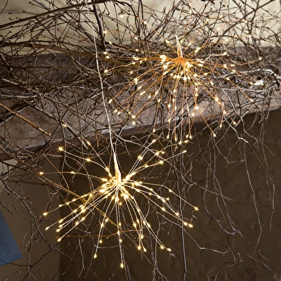 Super-fine Wire Allium Light