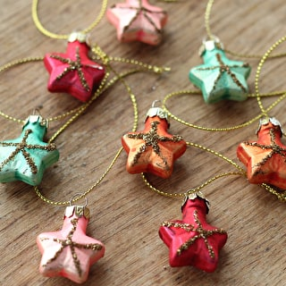 Mini Star Decorations