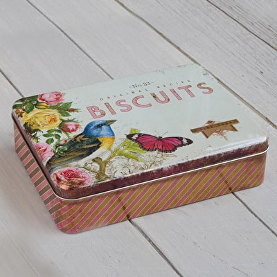 Biscuit Tin