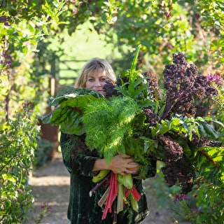 Year Round Veg Course with Sarah