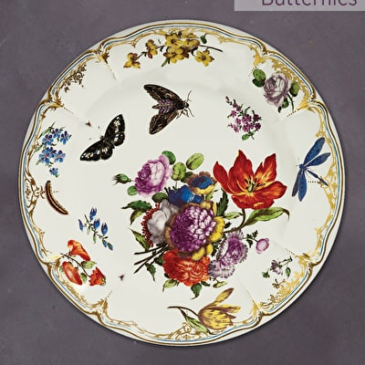 Decorative Tin Plates
