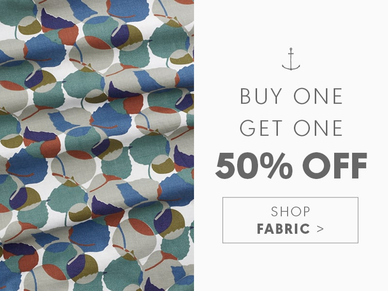 Extra 15% off Sale Fabric