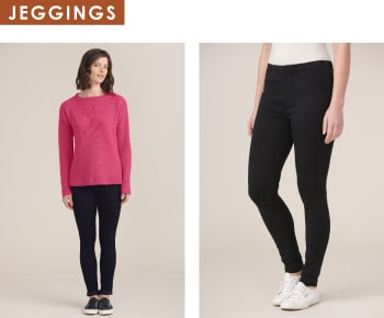 Shop women's jeggings