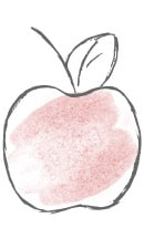 Apple body shape