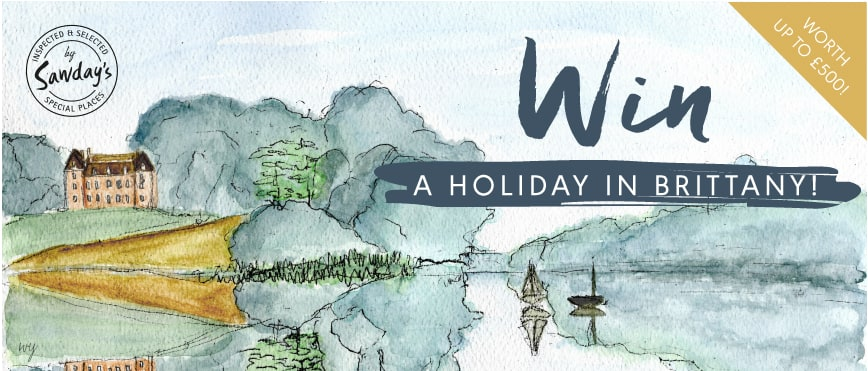 Win a Sawdays holiday in Brittany!