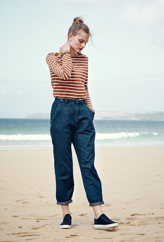 Seasalt Scots Pine Trousers