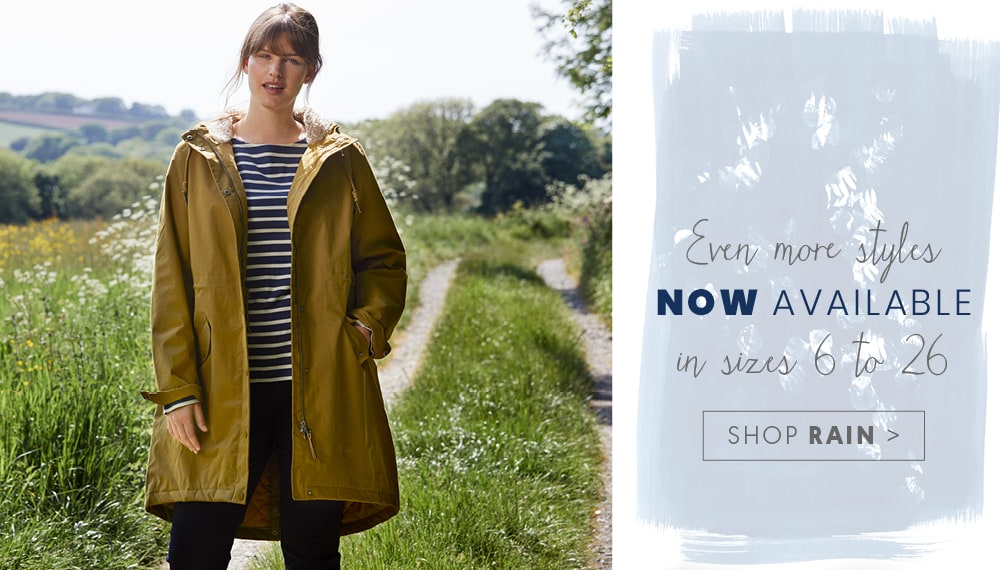 Shop Rain - Even more styles, NOW availible. in sizes 6 to 26