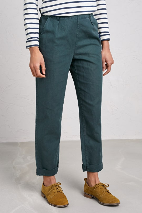 Nanterrow Relaxed Tapered Trouser - Seasalt Cornwall