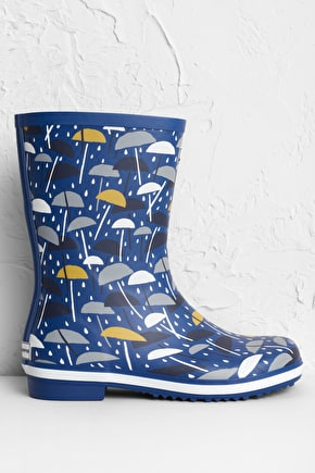 Women's Deck Wellington Boots - Seasalt