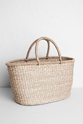Large Coast Path Shopping Basket - Seasalt