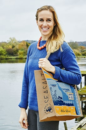 Charity Jute Shopper