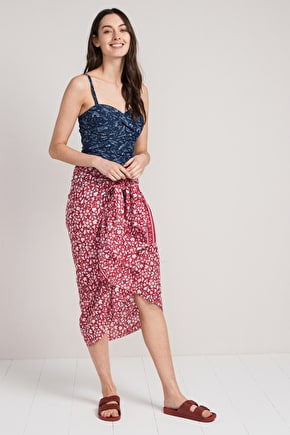 100% Cotton Sarong in unique seasalt prints - Seasalt