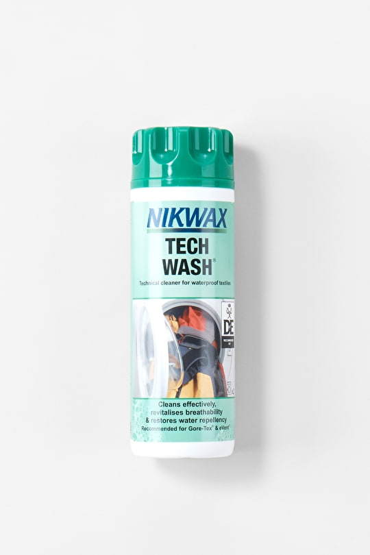 NikWax Tech Wash | Wash-in cleaner - Seasalt
